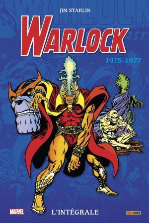 Warlock 1975 TPB Hardcover (cartonnée) - Intégrale