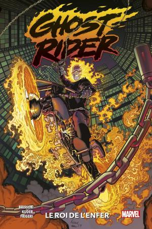 Ghost Rider édition TPB hardcover (cartonnée) - Issues V9