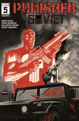 Punisher - Soviet # 5 Issues (2019 - 2020)