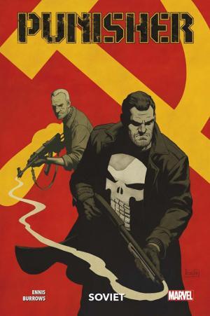 Punisher - Soviet édition TPB Hardcover (cartonnée) - 100% Marvel