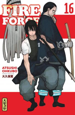 Fire force 16 Simple