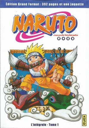 Naruto édition Collector kiosque