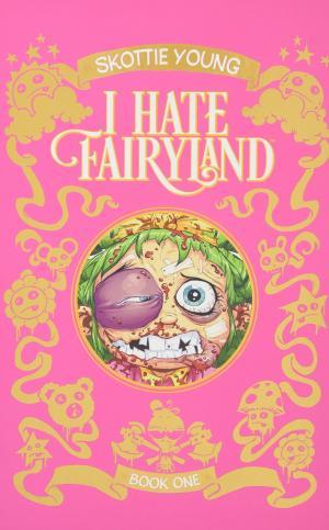 I Hate Fairyland édition TPB Hardcover (cartonnée)