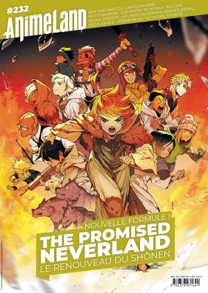 couverture, jaquette Animeland 232  (Anime Manga Presse)