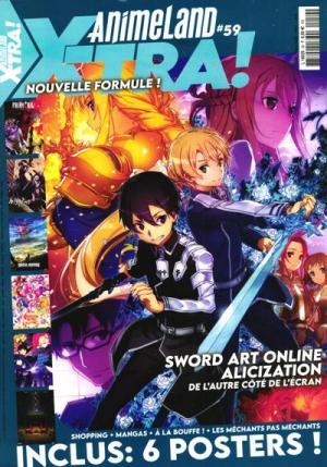 Animeland 59 Anime Land x-tra