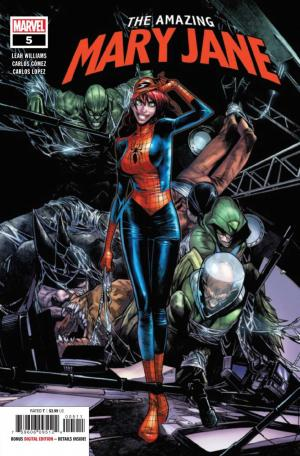 Amazing Mary Jane # 5 Issues (2019 - Ongoing)