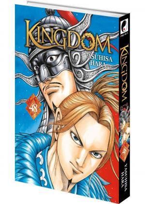 couverture, jaquette Kingdom 48  (Meian)