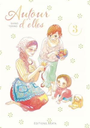 couverture, jaquette Autour d'elles 3  (Akata) Manga