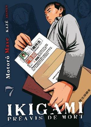 Ikigami - Préavis de Mort T.7