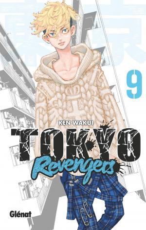 Tokyo Revengers 9 simple