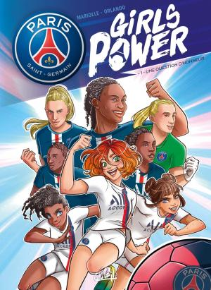Paris Saint-Germain - Girls power édition simple