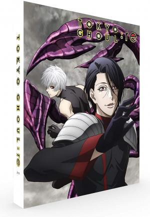 Tokyo Ghoul:RE 4 collector