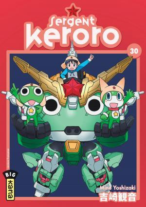 Sergent Keroro Nouvelle édition Française 30 Manga