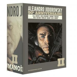 Alejandro Jodorowsky - 90ème anniversaire 2 Coffret 2020