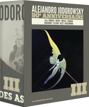 Alejandro Jodorowsky - 90ème anniversaire 3 Coffret 2020