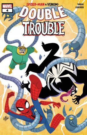Spider-Man / Venom - Double peine # 4 Issues (2019 - 2020)