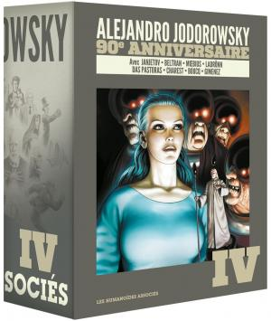 Alejandro Jodorowsky - 90ème anniversaire 4 Coffret 2020