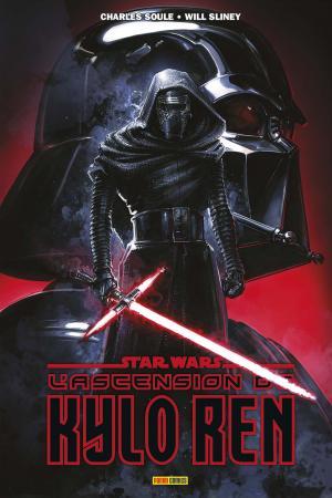 Star Wars - The Rise Of Kylo Ren édition TPB hardcover (cartonnée)