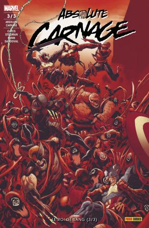 Absolute Carnage 3 Softcover (2020)