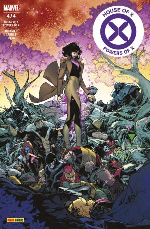 House of X / Powers of X 4 Softcover (2020 - En Cours)