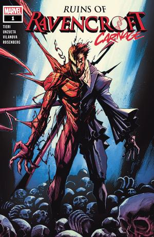Ruins of Ravencroft - Carnage # 1 Issues