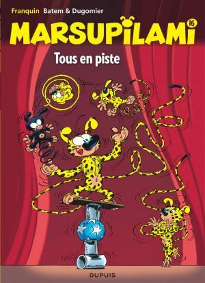 Marsupilami édition été BD (2020)