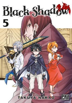Black Shadow 5 Manga
