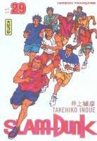 couverture, jaquette Slam Dunk 29  (kana)