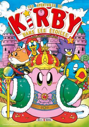 Les Aventures de Kirby dans les Étoiles 3 simple