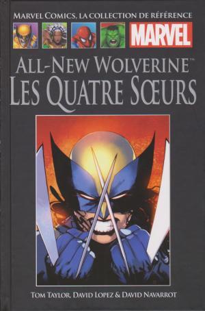 Marvel Comics, la Collection de Référence 126 TPB hardcover (cartonnée)
