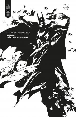Batman - Créature de la nuit # 1 TPB hardcover - DC Black Label - N et B