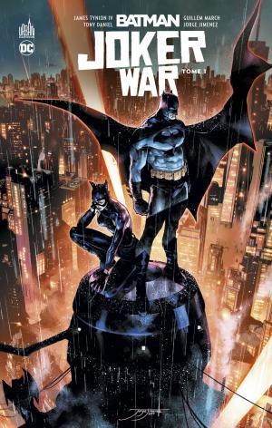 Batman - Joker War 1 TPB hardcover (cartonnée)