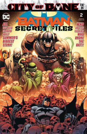 Batman - Secret files # 2 Issues (2018 - Ongoing)