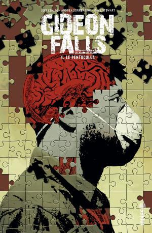 Gideon Falls 4 TPB hardcover (cartonnée)