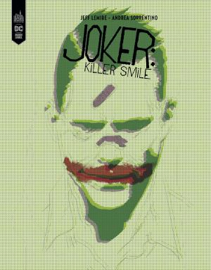 Joker - Killer Smile édition TPB hardcover (cartonnée)