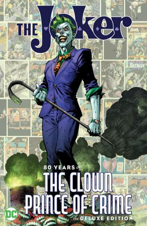 The Joker - 80 Years of the Clown Prince of Crime # 1 TPB Hardcover (cartonnée)
