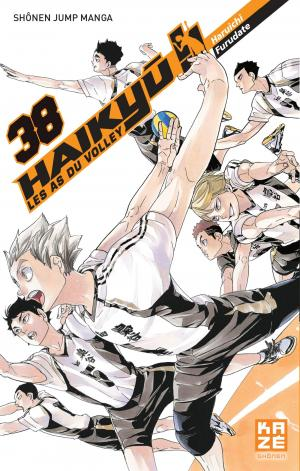 Haikyû !! Les as du volley T.38