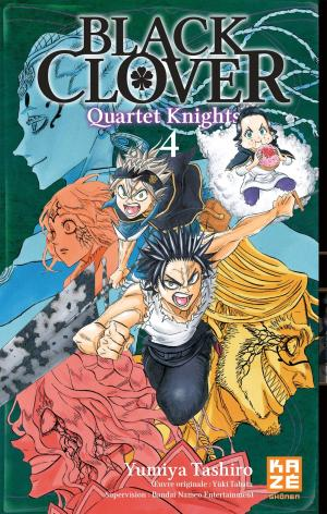 Black Clover - Quartet knights 4 simple