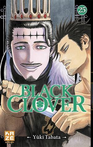 Black Clover 25 Simple
