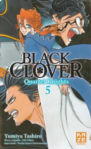 Black Clover - Quartet knights 5