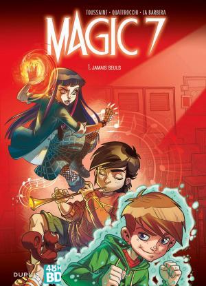 Magic 7 édition 48h BD