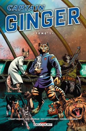 Captain Ginger édition TPB Hardcover (cartonnée)
