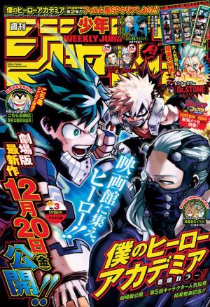 Weekly Shônen Jump T.3