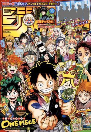 Weekly Shônen Jump T.6.7