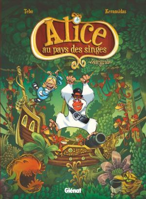 Alice au pays des singes  Intégrale 2020