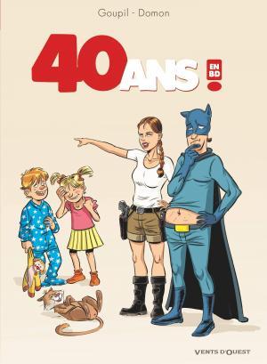40 ans en BD  simple