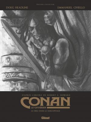 Conan le Cimmérien 11 Edition Spéciale N/B