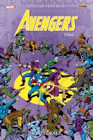 Avengers 1966 TPB hardcover - L'Intégrale
