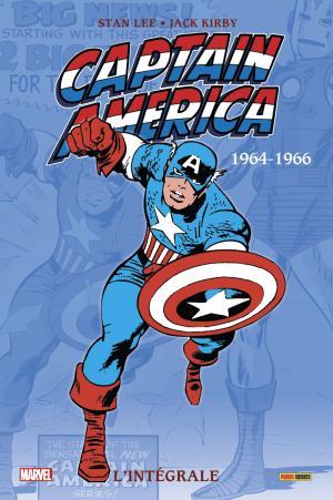 Captain America 1964 - 1964-1966 (réédition 2020)