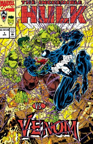 Incredible Hulk Vs. Venom # 1 Issues